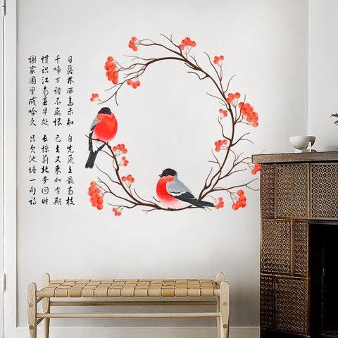 Asian Wall Decals