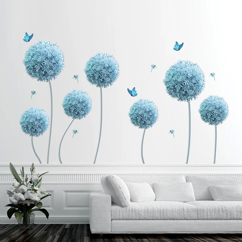 Dandelion Wall Decals