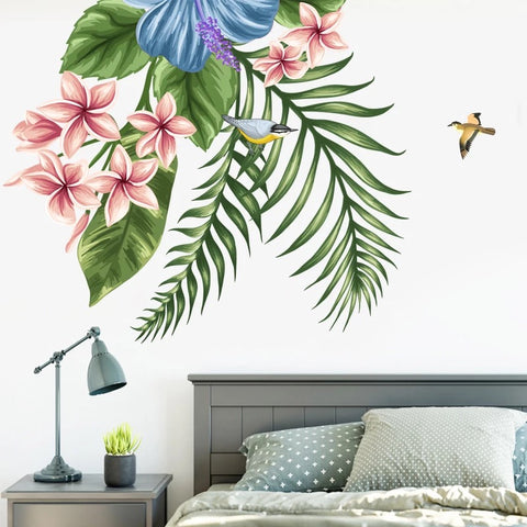 Tropical Wall Decals