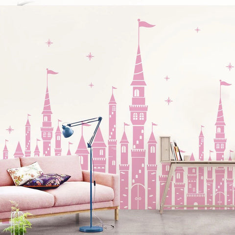 Castle Kids Wall Decals