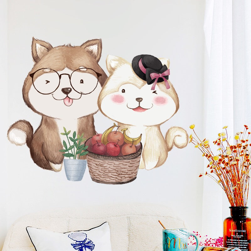 Squirrel Wall Decals