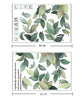 Leaves Wall Stickers/ Wall Decals