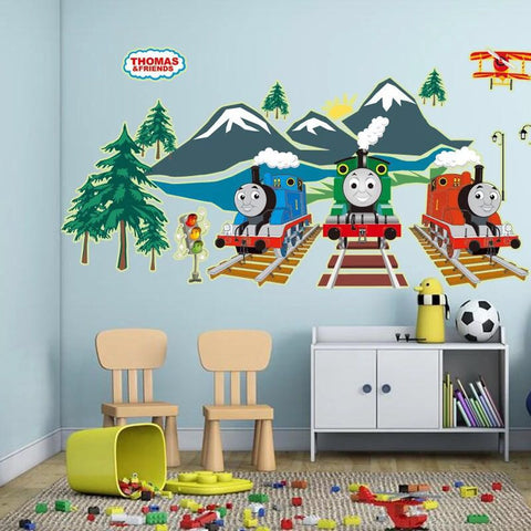 Thomas Night Glow Wall Decal