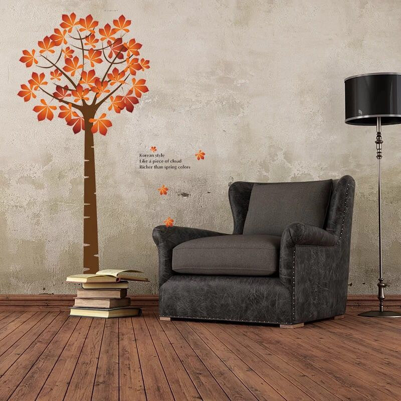 Beautiful Tree Wall Decal