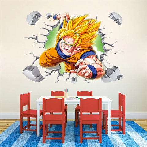 Dragon Ball Wall Stickers
