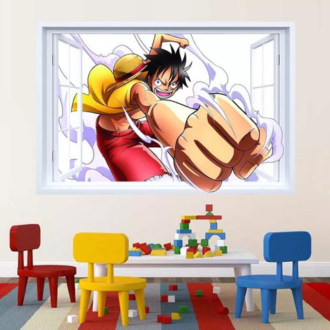 One Piece Wall decals & Wall Stickers