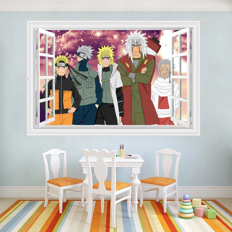 Naruto Wall Decals