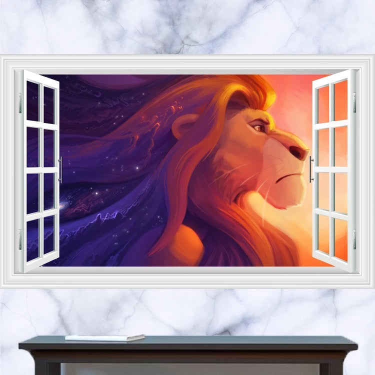 Disney Lion King Wall Decals & Wall Stickers