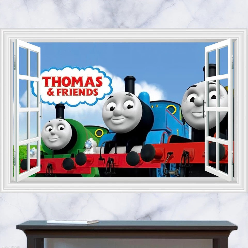 Thomas & Friends Wall Decals & Wall Stickers
