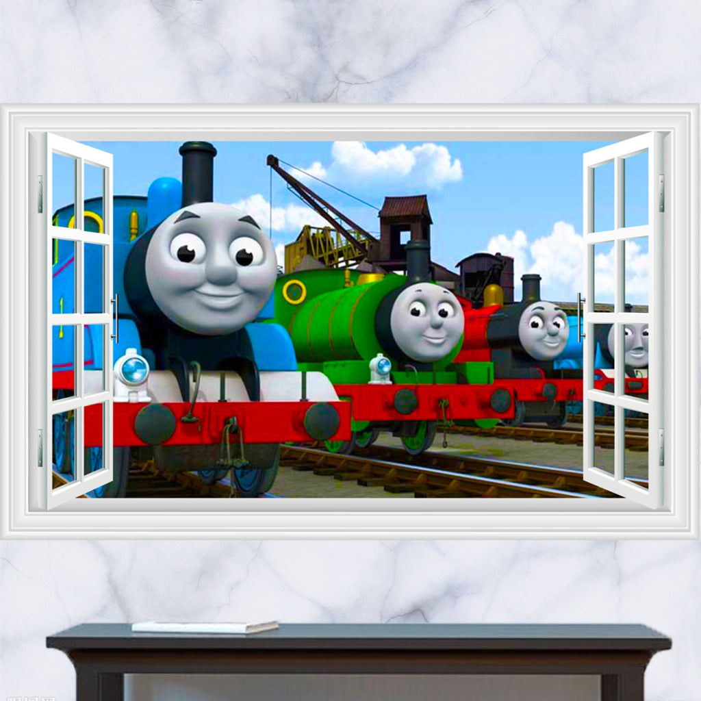 Thomas & Friends Wall Decal & Wall Stickers