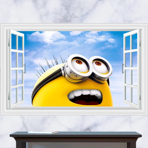Minions Wall Decals & Wall Stickers