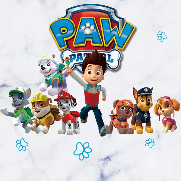 Paw Patrol Wall Stickers The Treasure Thrift