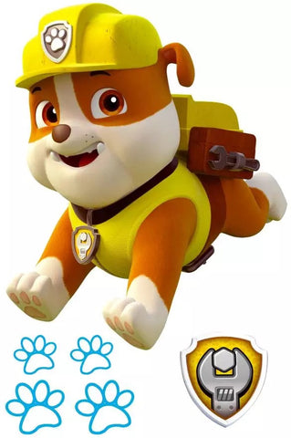 Paw Patrol-Rubble
