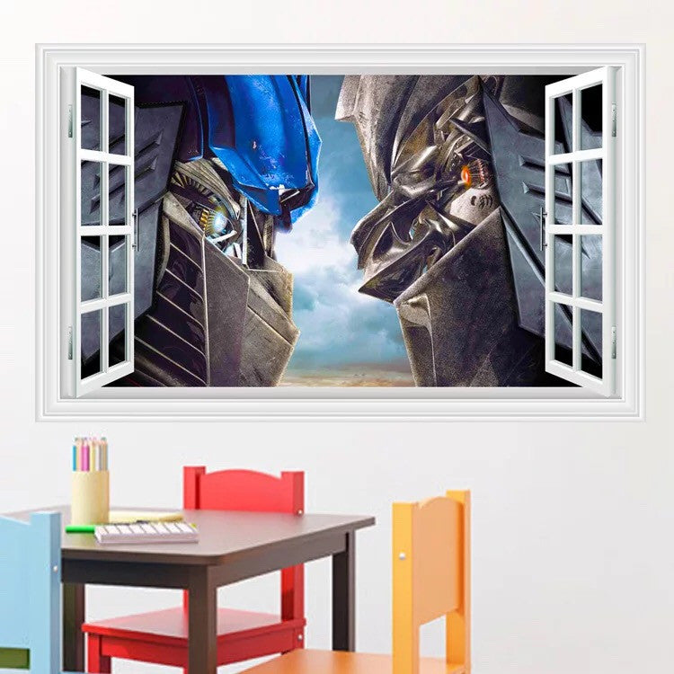 Transformers Wall Decals