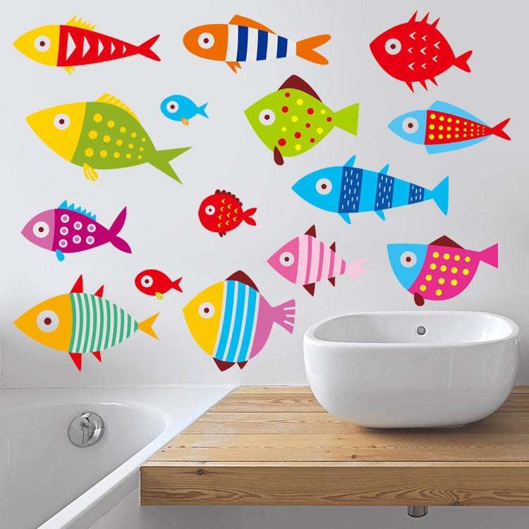 Fish Wall Decal