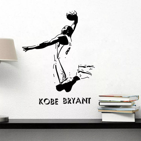 Kobe Bryant Wall Sticker