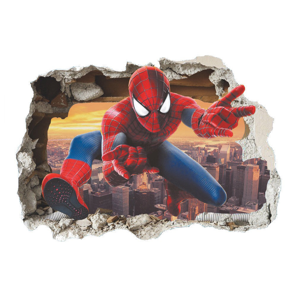 Spider-man Wall Sticker
