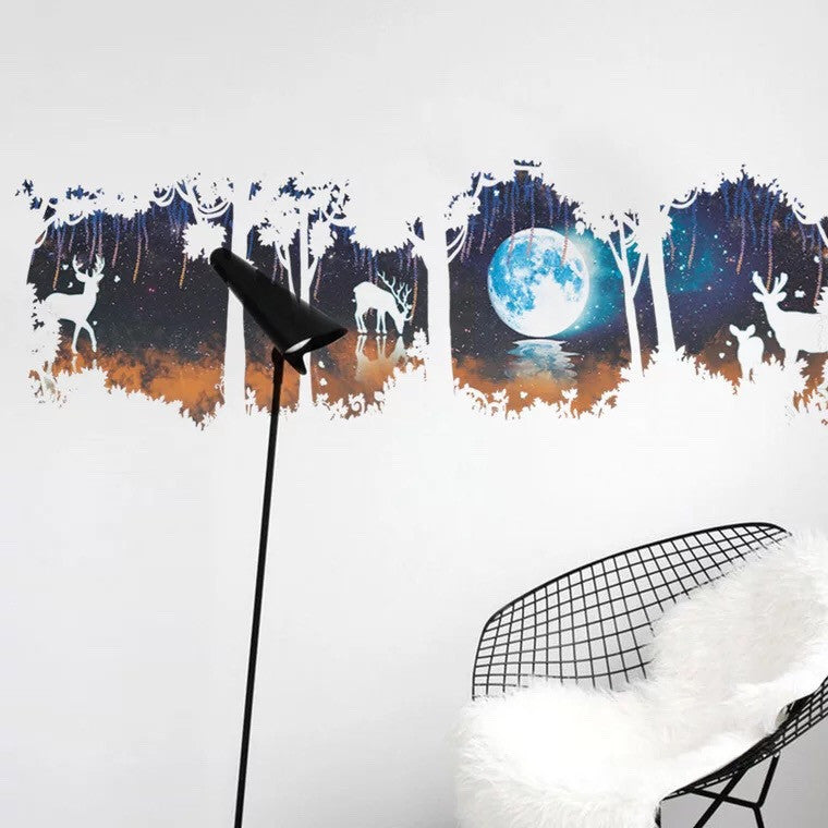 Forest Wall Decals