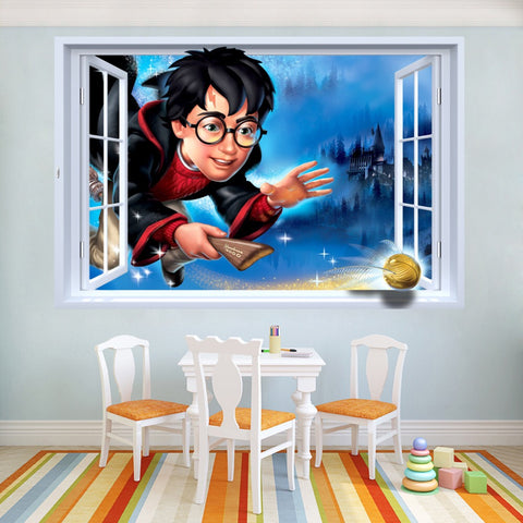 Harry Potter Wall Decal