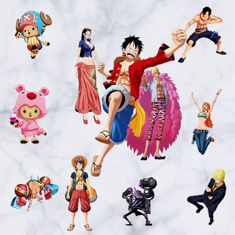 One Piece Wall Decals