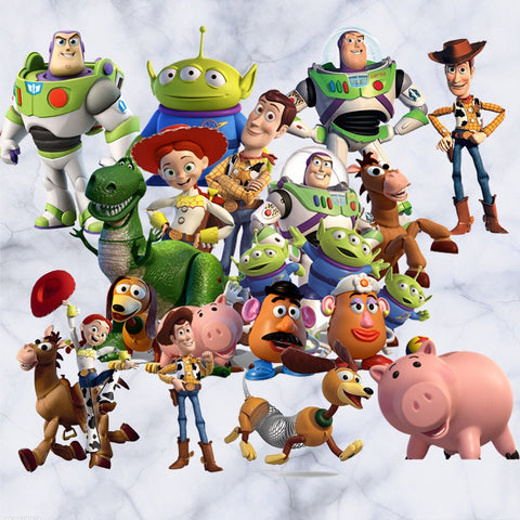 Toy Story 3 Wall Stickers