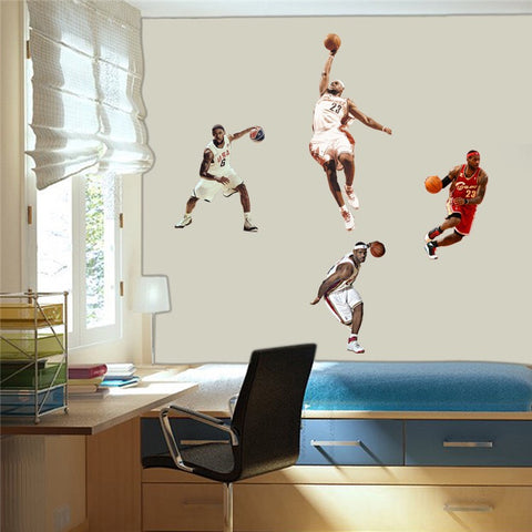 Cleveland Cavaliers Wall Decals