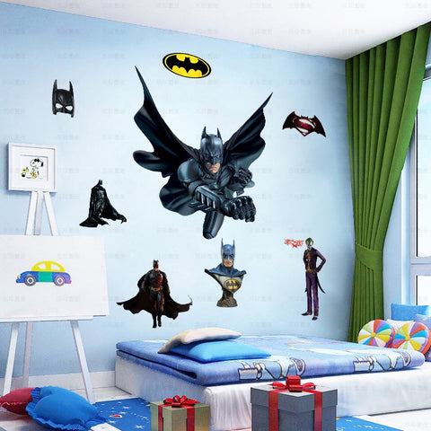 Batman Wall Stickers