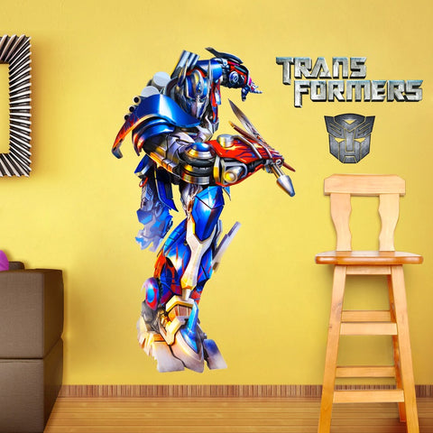 Transformers – the treasure thrift