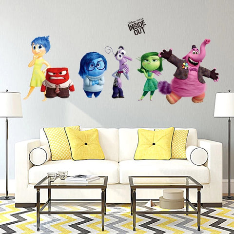 Disney.Pixar Inside Out Wall Stickers