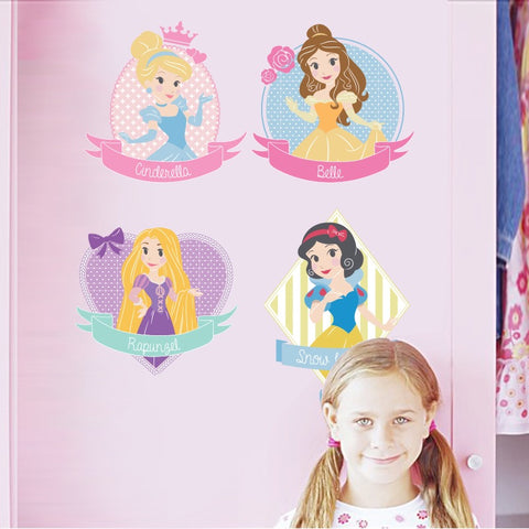 Disney Princess Wall Stickers