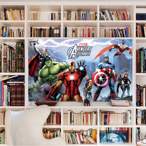 Large Avengers Wall Stickers
