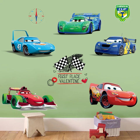 Disney Pixar Cars Wall Sticker