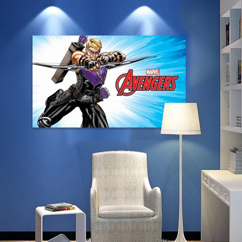 Avengers Wall Stickers