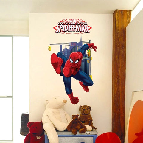 Spider-Man Wall Decals