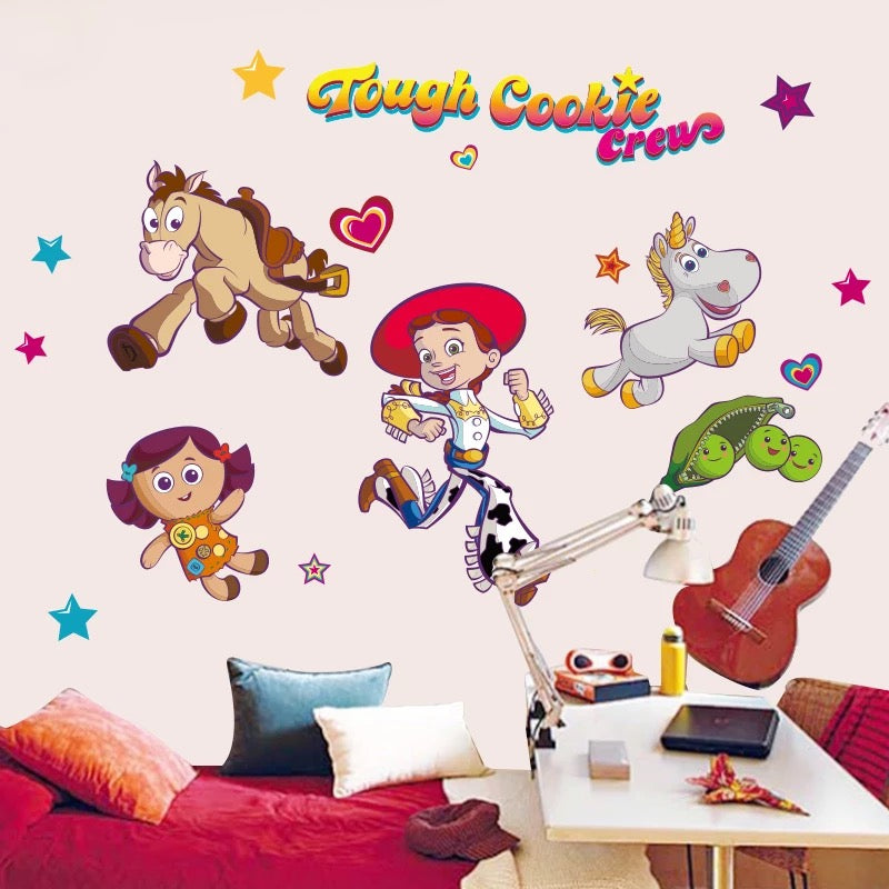 Pixar Toy Story Wall Decals