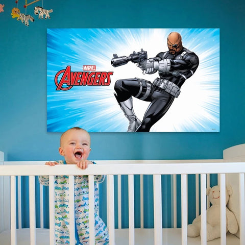 Marvel Avengers Wall Stickers