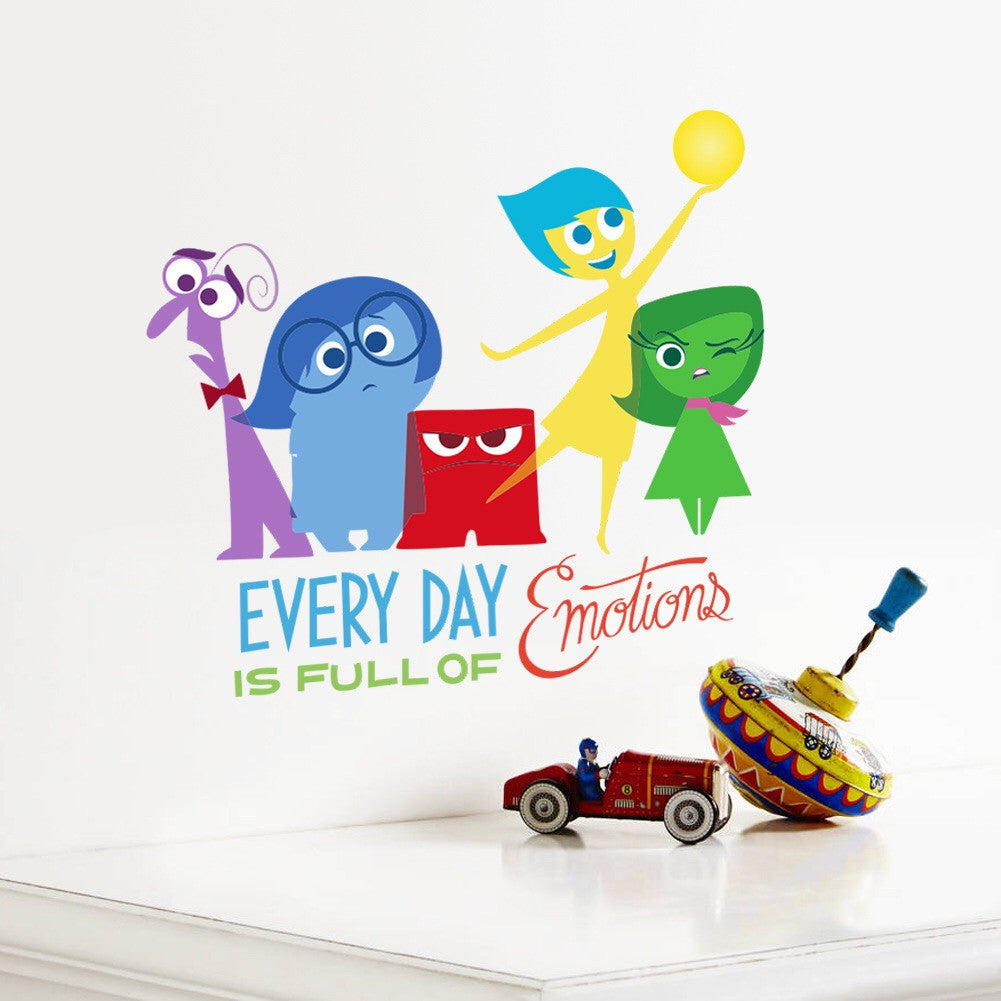 Disney•Pixar Inside Out Wall Stickers