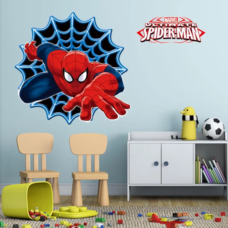 Super-Man Wall Decals
