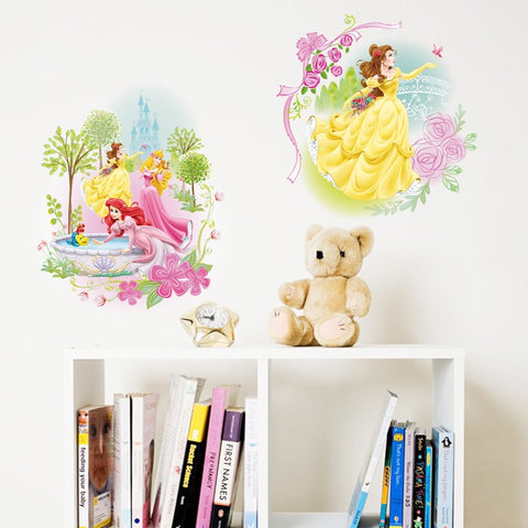 Disney Princess Wall Decals
