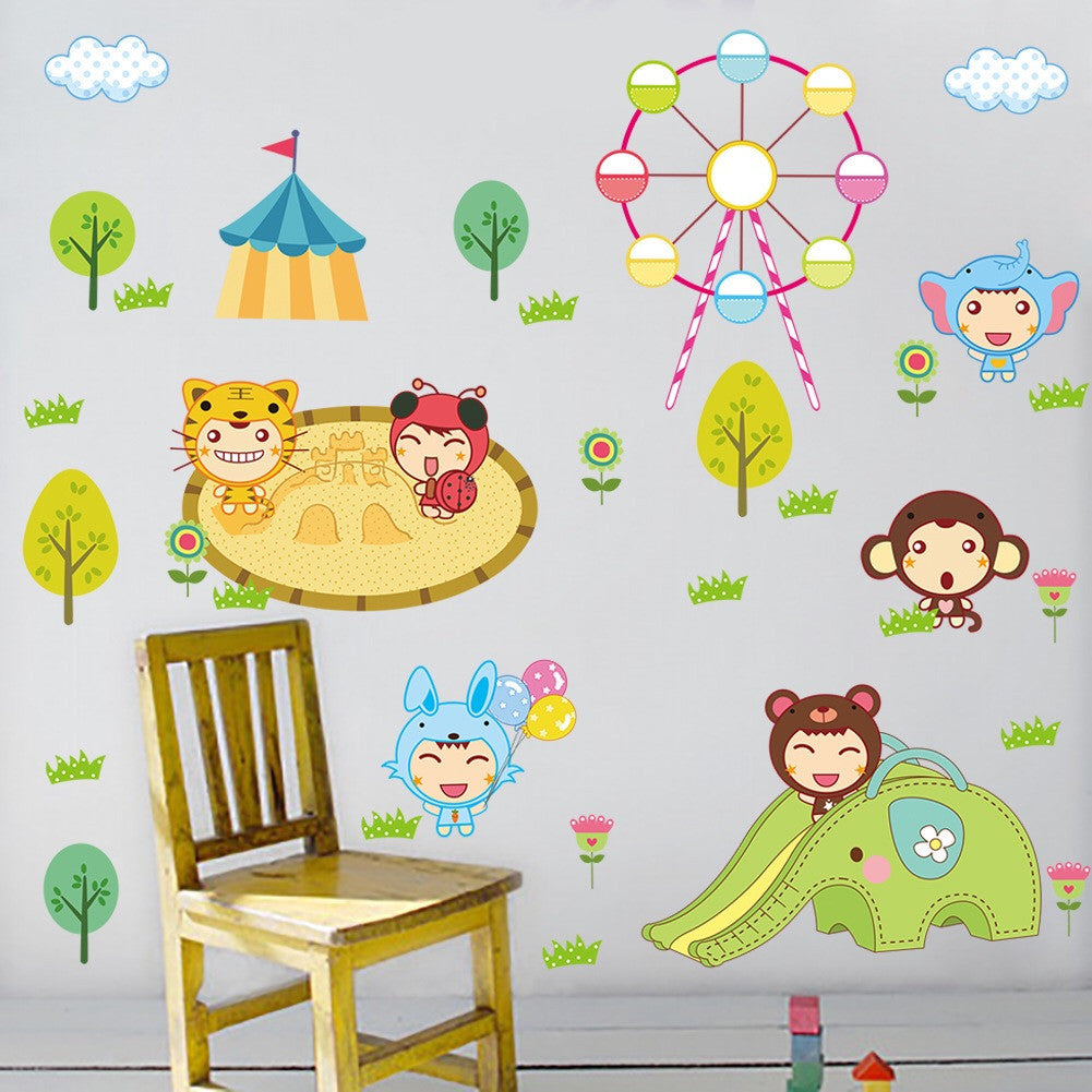 Wall decals For Playroom