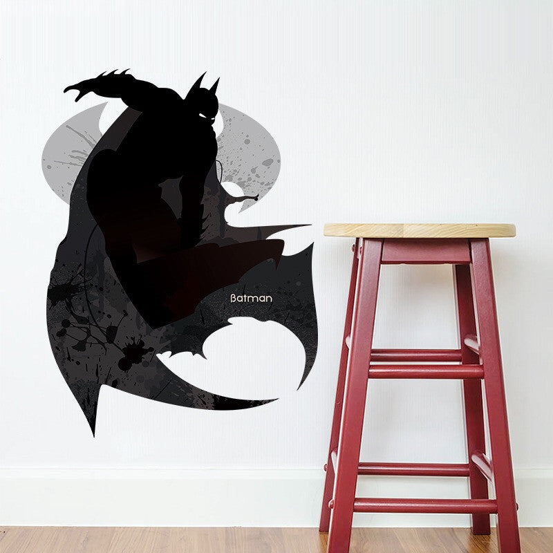 Batman Wall Decor Stickers
