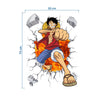 Cartoon Wall Decal-One Piece