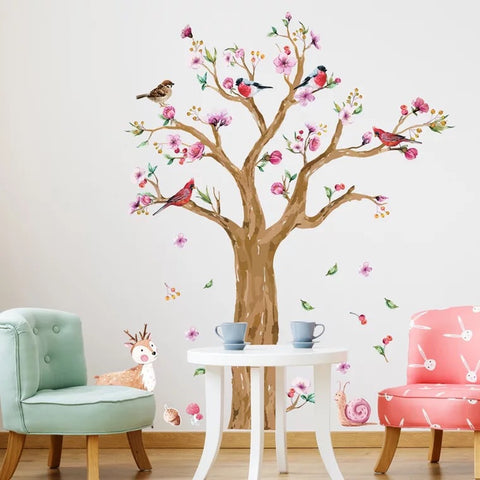 Tree Wall Decal For Nursery