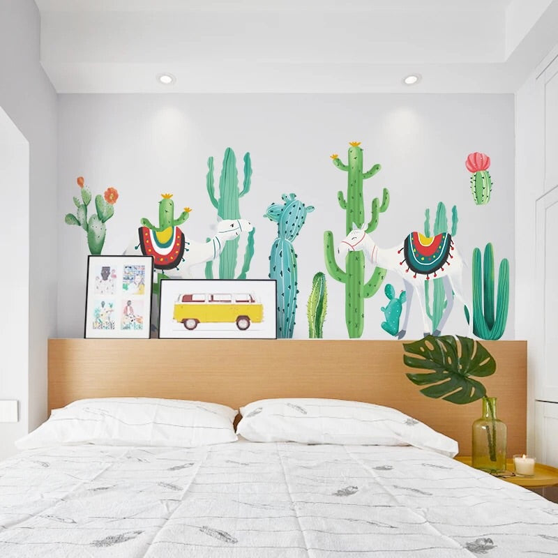 Cactus Wall Decal