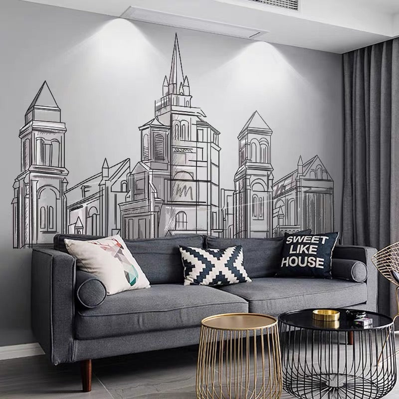 Architecture Wall Decals