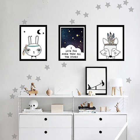Star Wall Decals