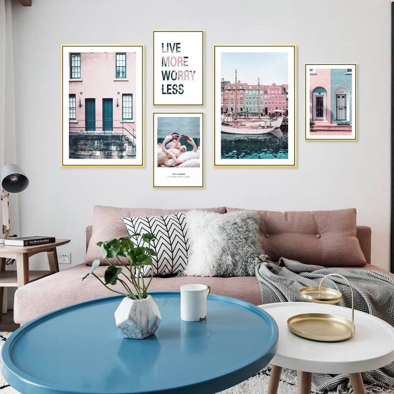 Photo Frames Wall Decals