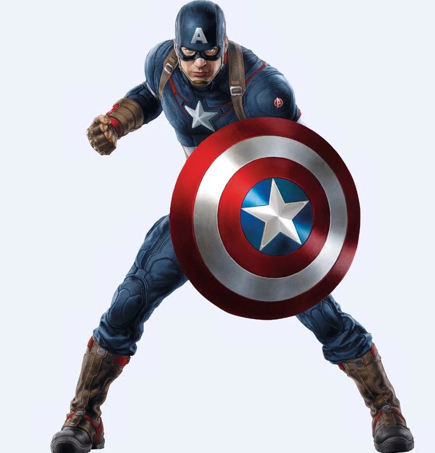 Marvel Avengers-Captain America Wall Decals