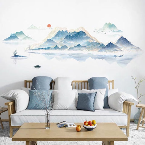 Landscape Wall Sticker