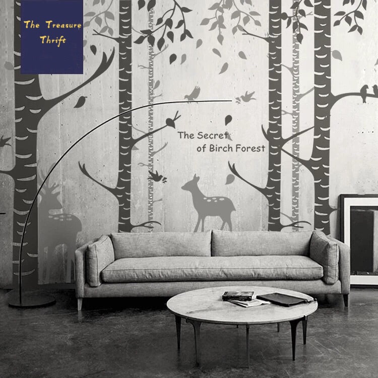 Tree Forest Wall Decals